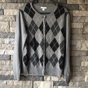 Croft & Barrow Cardigan Sweater
